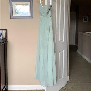 Azazie Dress - Worn Once!